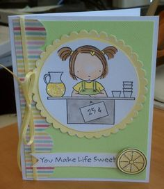 Jill will be making this card with you on Saturday May 19th, 2012 using MFT Pure Innocence stamp set