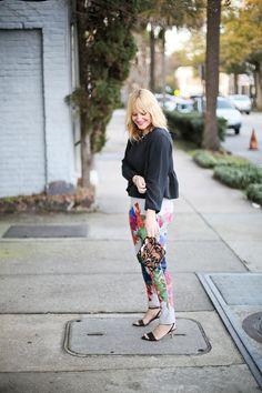 8bb4e8495f4 What I m Wearing  Ruffles + Bonded Citrus - Look Linger Love