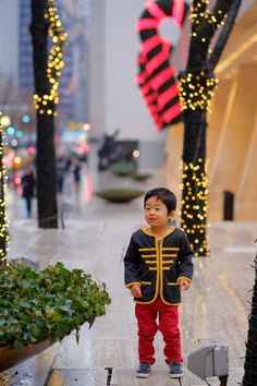 Dashing Holiday Outfits for Boys - Nutcracker Cool Holiday Party Looks
