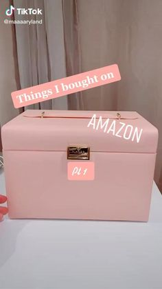 Best Amazon Buys, Amazon Products, Cool Gadgets To Buy, Amazon Gadgets, Cute Room Decor, Room Ideas Bedroom, Teen Bedroom, Cool Inventions, Useful Life Hacks