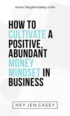 Business & Email Growth Are you ready to cultivate a positive, abundant money mindset in entrepreneurship? In this episode, we are talking about the p. Business Entrepreneur, Business Tips, Online Business, Business Coaching, Successful Business, Craft Business, Business Planning, Motivation Positive, Positive Mindset