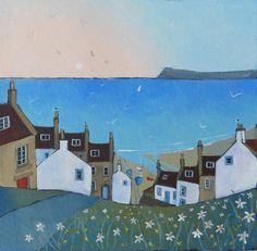 'Sunrise' Fine Art Card, £2.00