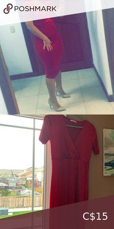 Stretchy and comfortable Zara trafaluc Zara Dresses Midi Velvet Midi Dress, Red Shorts, Zara Dresses, Plus Fashion, Fashion Tips, Short Sleeve Dresses, Fancy, Closet, Style