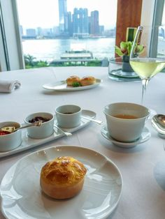 Lung King Heen restaurant at Four Seasons Hotel Hong Kong