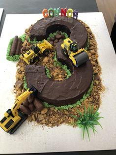 22 3 Year Old Birthday Cake Ideas Construction Cake Boy Birthday Cake Cake