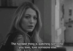 Welcome Upper East Siders to my Gossip Girl fan page! The show is technically over, but for us it. Gossip Girls, Mode Gossip Girl, Gossip Girl Quotes, Tv Show Quotes, Film Quotes, Sad Love Quotes, Mood Quotes, Romantic Movie Quotes, Heartbroken Quotes