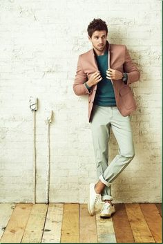 Spring Style 2014 Menswear Inspiration. For fresh pinspiration daily, follow http://pinterest.com/pmartinza @Paul Martin