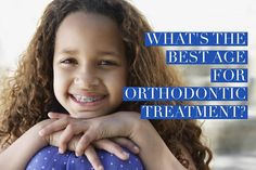 The best age for children to be seen by an orthodontist for the first time is 7. While not every orthodontic problem can be treated at age 7 most problems can be identified and many issues prevented. We're able to look at tooth loss crowding and spacing issues protrusive front teeth bite problems and a host of other potential concerns. #OrthoEvaluation - Eduardo Correa DDS - Pediatric Dentistry & Orthodontics   Orange CA   orangekidsdental.com
