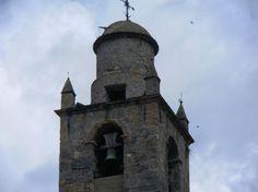 Photos de la Vésubie - clocher Barver
