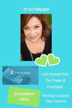 Last year I began to use Periscope and I shared a post about that here. I have since been using it so much more. I've also been studying some big time scoper'sand want to see how often…