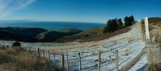 Snowy day (Wildside of Banks Peninsula)