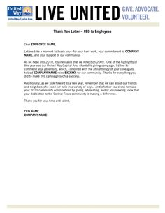 Break Thank You Letter Tgb Nak Out Off Earnings And Closure