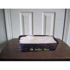 Longaberger Lidded Hard Protector for Bread Basket NWT - Webstore item#15722428 http://bit.ly/ISQu5F #teamsellit