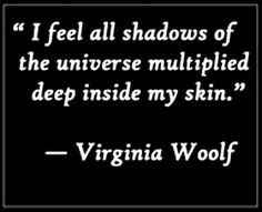 Poetry, Quote, Virginia Woolf
