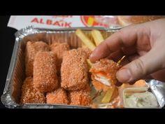 Albaik style Chicken Nuggets Recipe | Saudia Famous Albaik Nuggets | Fast Food of Saudia Arabia - YouTube Chicken Nugget Recipes, Chicken Nuggets, Nuggets Recipe, Eid Special, Ramadan Recipes, Sandwich Recipes, Sandwiches, Cooking Recipes, Treats