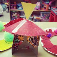 Preschool art theme circus