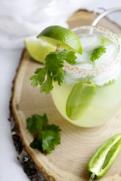 Cocktails That Make The Most of Your Herb Garden - Style Me Pretty Living