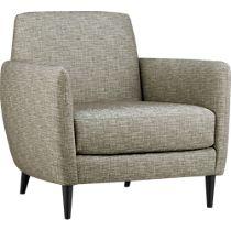 parlour tweed chair
