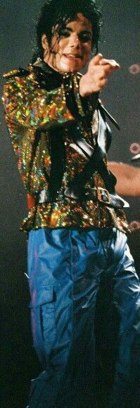 Dangerous tour - MJ