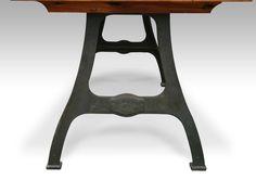 Table base. Cast Iron.