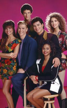 Saved by the Bell from The Most Awesome Things From the '90s | E! Online