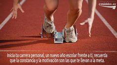 #educación #motivación Un nuevo comienzo para tu carrera personal!!!