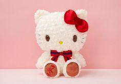 fluffy puffy hello kitty