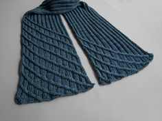 Velvet Scarf by Arlenes-Lace, via Flickr