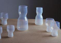 Glassworks by Danish Designer Tora Urup
