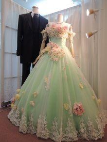 ☆ドレスのご紹介~☆|オーダーウエディングドレスショップ YNS WEDDING のブログ