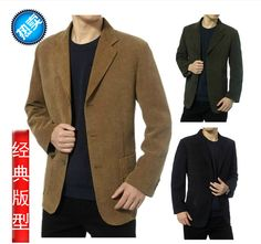 Middle-Aged Men's Fashion Casual   New Spring , Middle-aged Men's Fashion Loose Large Size Men's Casual ...