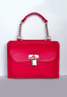 Pochette MINI - iBag Fuxia  MADE IN ITALY  Shop now on www.dezzy.it