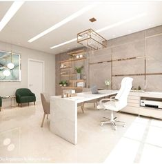 Law Office Design, Doctors Office Decor, Medical Office Decor, Dental Office Decor, Home Office Setup, Modern Office Design, Doctor Office, Clinic Interior Design, Small Home Offices