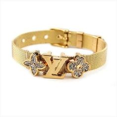 New Arrive Brand Bracelet Unisex Women/Men Jewelry 18K Gold Plated Trendy Belt Bracelets Bangles