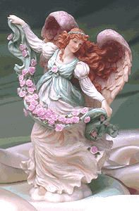 Roman - Figurines - TIAS.com Seraph Angel, Angel Decor, Elves And Fairies, Good Morning Flowers, Angels Among Us, Angel Statues, Angelic Pretty, Angel Ornaments, Cherub
