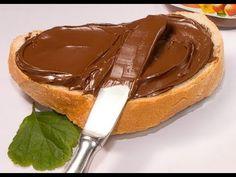 Ev Yapımı Nutella Fındık Kreması NASIL YAPILIR? dessert - recipes - snack