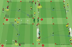 Die kleinste Einheit im Fußball perfekt beherrschen!