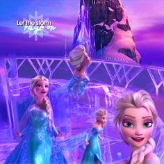I love this Frozen edit!