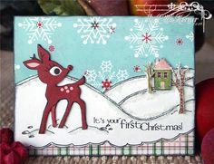 Searchwords: First Christmas Card