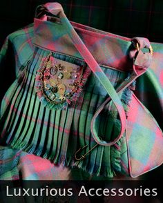 Kiltie Bag, Joyce Young Tartan Spirit