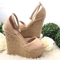 sandals heels for women size 12 High Heel Boots, Heeled Boots, High Heels, Dream Shoes, Crazy Shoes, Shoes Heels Wedges, Wedge Heels, Cute Shoes, Me Too Shoes