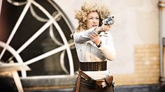 Which Doctor Who Companion Are You?  !You got: River Song! Your heels, hair, and handy way with words are weapons of mass destruction. You've always been able to talk or shoot your way out of any situation, and really Han Solo just wants to grow up and be you. Everybody loves you, and you already know.