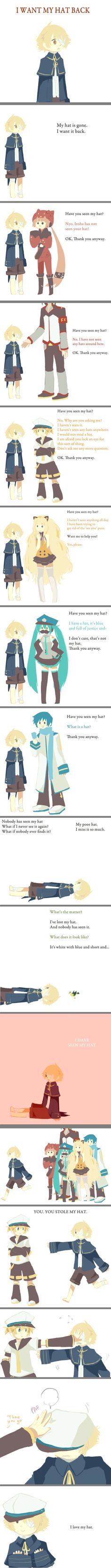 Oh Len, messing with Oliver like that! Your a Jerk! But I love you anyway!