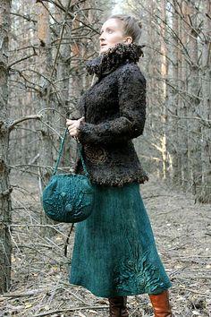 """Осенняя коллекция """"Лики леса"""" - Ярмарка Мастеров - ручная работа, handmade"""