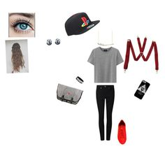"""Untitled #54"" by sierra-erwin101 ❤ liked on Polyvore featuring Givenchy and Marvel"