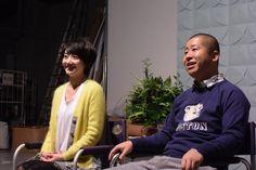 インタビューに応じた波瑠とハライチ澤部。
