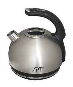 SPT SK1800SS MultiTemp Intelligent Electric Kettle 18Liter Stainless Steel -- More info could be found at the image url.Note:It is affiliate link to Amazon.