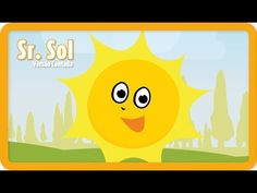 Sr. Sol, Sr. Sol Dourado - YouTube Musicals, Pikachu, Youtube, Fictional Characters, Good Morning Song, Kids Reading Books, Summer Food Kids, Songs For Children, Classroom