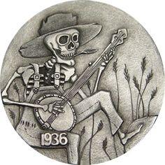 Steve Cox - Banjo Skeleton