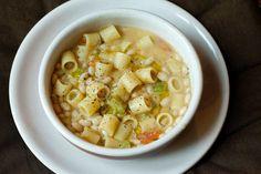 Zuppa di Fagioli di Ustica